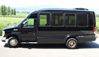 exec van Napa Wine Bus Tours