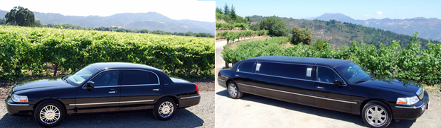 napa wine tours vehicles combo Napa Wine Tour Vehicles