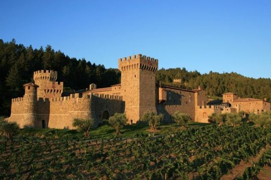 castello di amorosa1 10 Family Friendly Wineries in Napa Valley