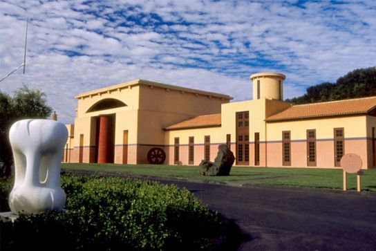 clos pegase1 10 Family Friendly Wineries in Napa Valley