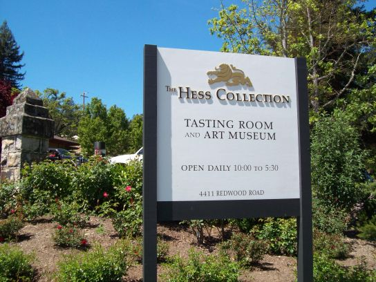 hess collection by judith v1 10 Family Friendly Wineries in Napa Valley