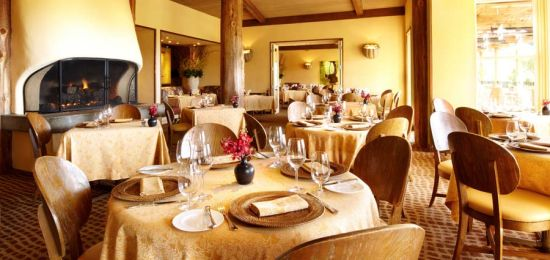 restaurant auberge du soleil1 Ideas for Celebrating New Years Eve 2011 in Napa Valley