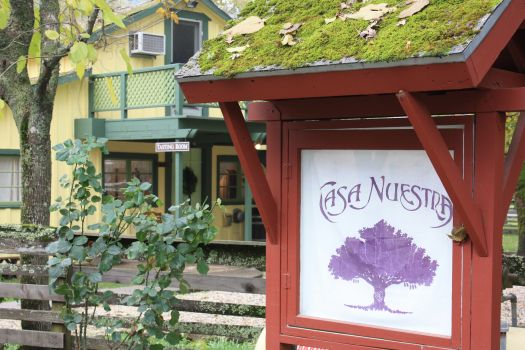 casa nuestra winery vineyards 10 Must See Wineries on Napa Valleys Silverado Trail
