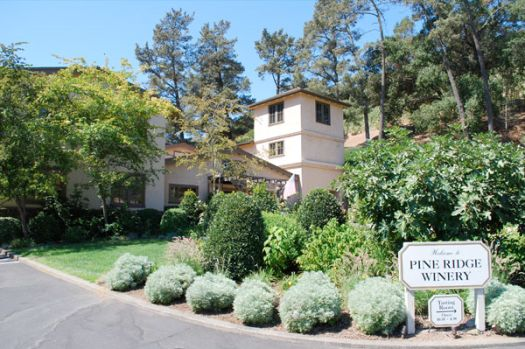 pine ridge winery 10 Must See Wineries on Napa Valleys Silverado Trail