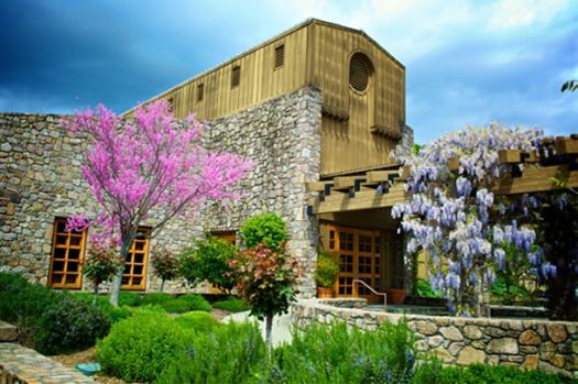 robert sinskey vineyards 10 Must See Wineries on Napa Valleys Silverado Trail