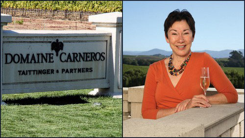 Domaine Carneros President Winemaker Eileen Crane A Toast to Womens History Month & Female Winemakers in Napa Valley