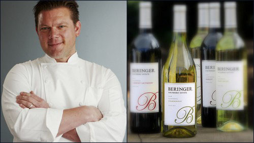 tyler florence beringer Food Pairings for Your Napa Valley Wine