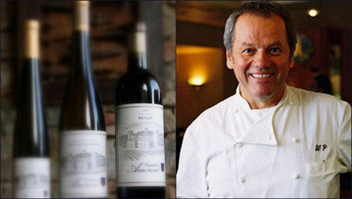 wolfgang puck castello di amorosa Food Pairings for Your Napa Valley Wine