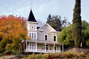 St Clement Victorian house1 St. Clement Vineyards: A Must See Winery in Napa Valley