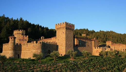 Castello di Amorosa Planning a Wine Tour in Napa Valley