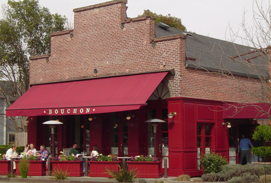 Bouchon Napa Valley Restaurants Open Christmas Eve & Christmas Day