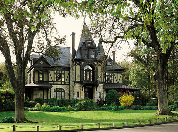 beringer vineyards rhine house January Events in Napa Valley