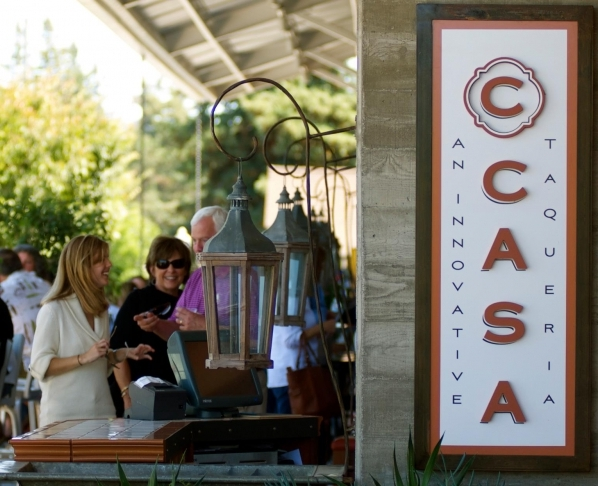 c casa Napa Valley Restaurant Month
