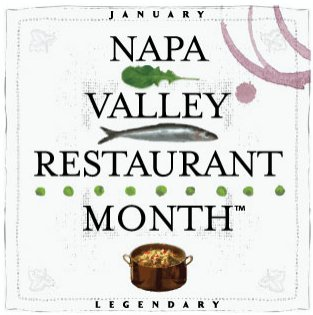 napa valley restaurant month logo Napa Valley Restaurant Month