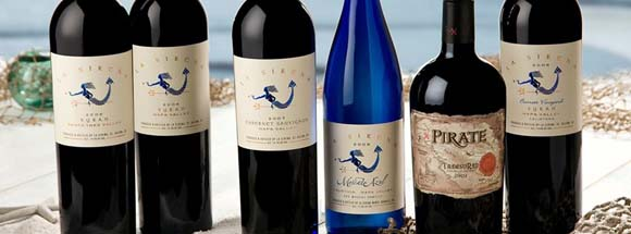La Sirena Wines, One of 20 Wineries Pouring at the Rhone Rangers Grand Tasting