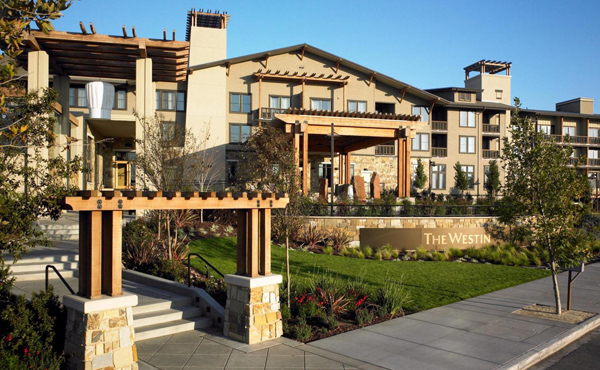 Westin Napa Exterior Napa Valley Wine & Food Events