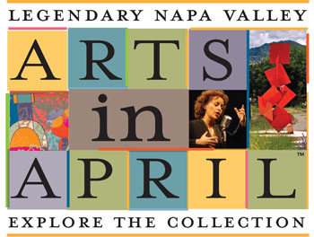 arts in april Napa Valley Arts in April