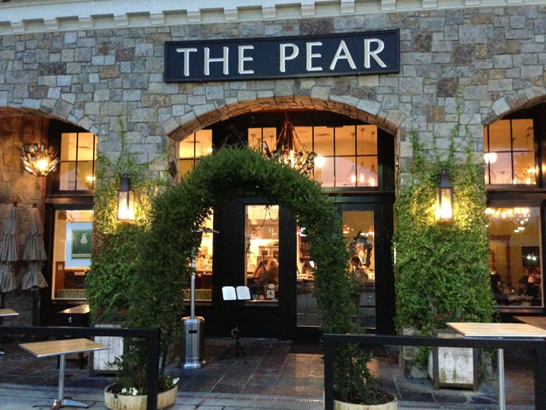 the pear southern bistro Celebrating Easter Sunday in Napa Valley